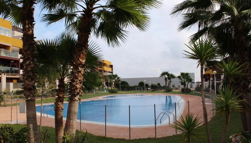 Playa Flamenca holiday rental in El Bosque.