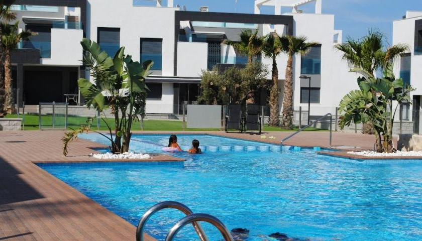 Holiday rental in Torrevieja Oasis Beach 7