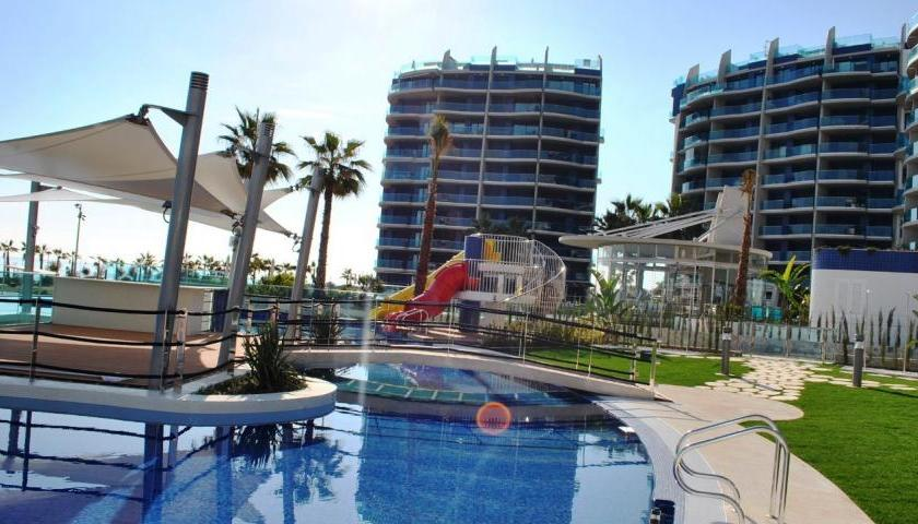 Apartment for rent in Sea Senses Torrevieja