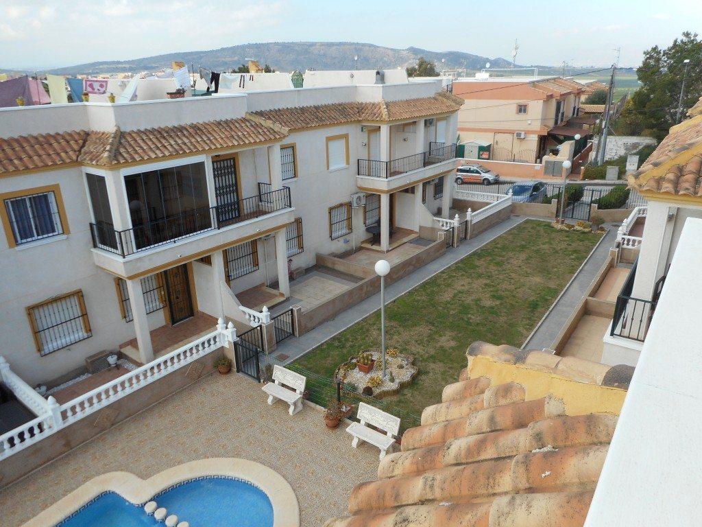 Algorfa ground floor apartment for sale