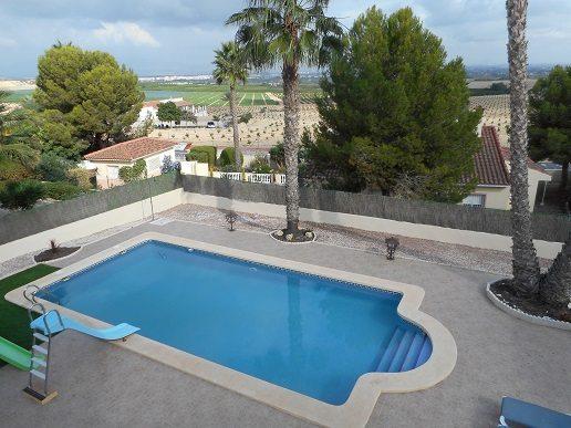 villa in algorfa near the la finca golf