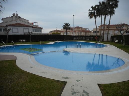 playa flamenca bungalow in zenia mar